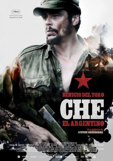 Che, el argentino Steven Soderbergh