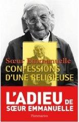 Confessions d'une religieuse Soeur Emmanuelle